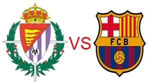 Prediksi Skor Real Valladolid vs Barcelona 23 Desember 2012
