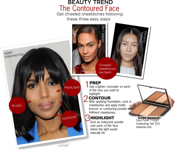 Kakki topic contouring and highlighting you can do it yourself or ask a makeup artist you trust for some guidance am sure youll have a few trails before you get it right solutioingenieria Images