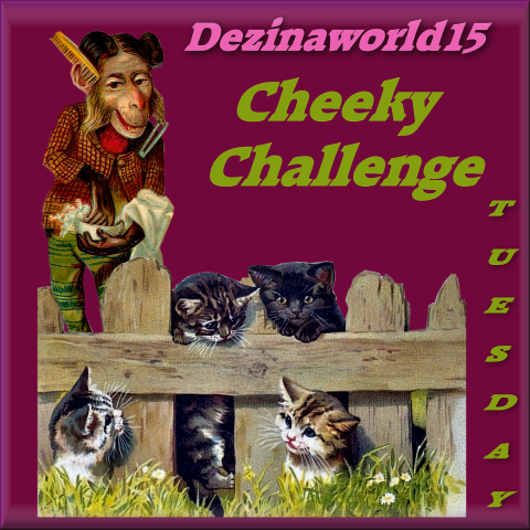 Cheeky Challenge Tuesday