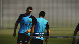 Download FL Training Kits Manchester City PES 2013