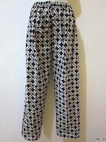 Celana batik modern