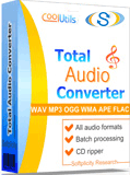 Total Audio Converter All Supported Formats