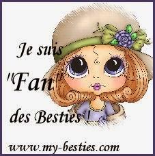 J'aime Besties en Français!