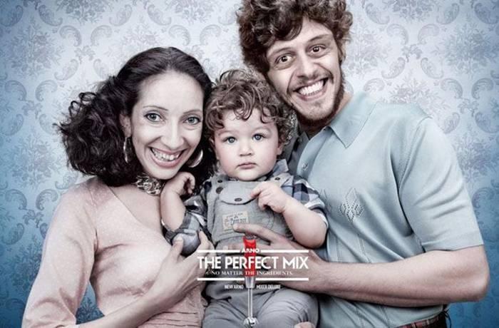 Arno mixers have ugly parents make beautiful babies. A perfect mix.