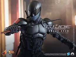 snake eyes, GI Joe, retaliation, review