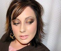 beautiful glamor makeup