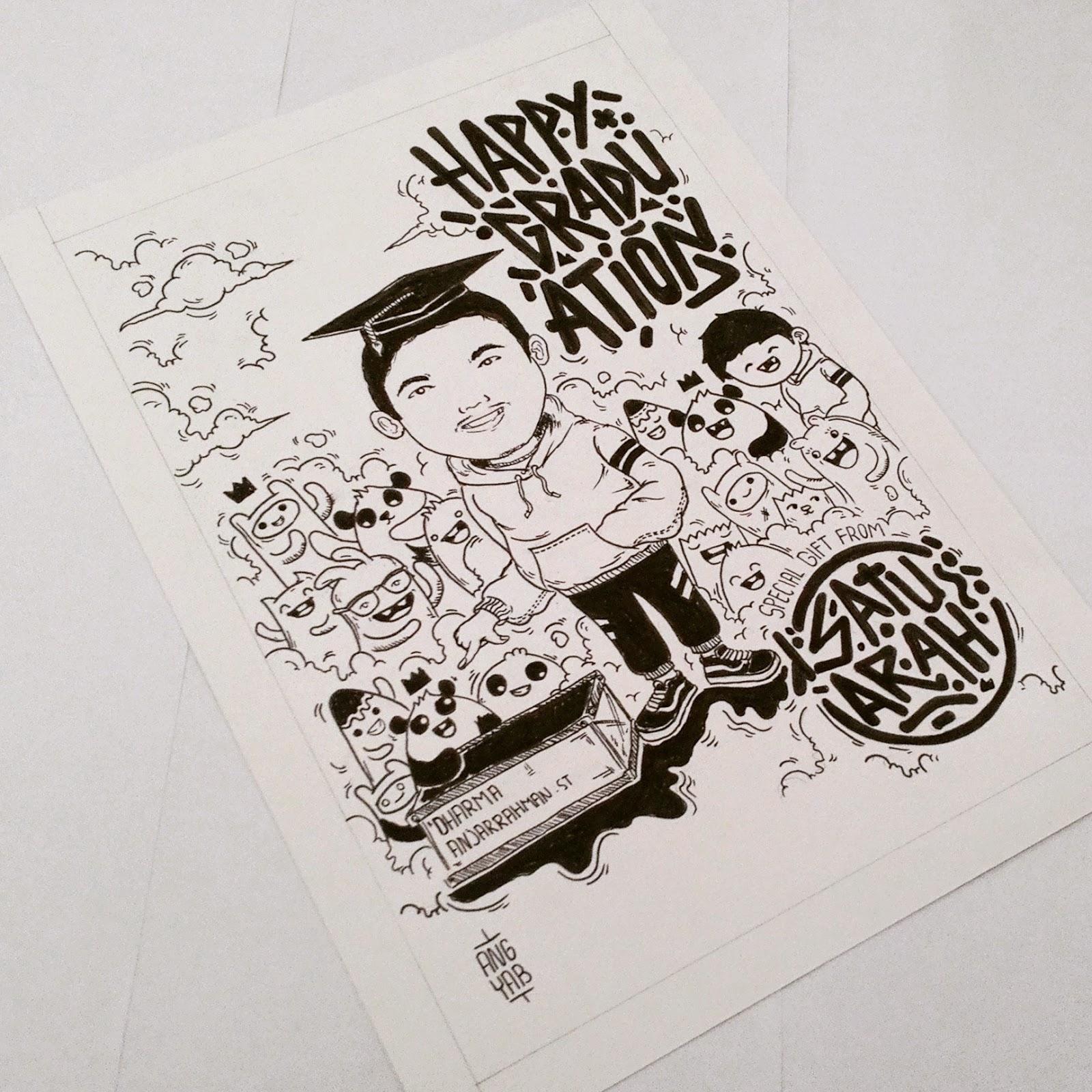 Graduation Gift 1/4 by Anggitabay