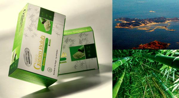Garam Buluh Hai-O Premier Drink utk menambah kesihatan drp Green Leaders Academy