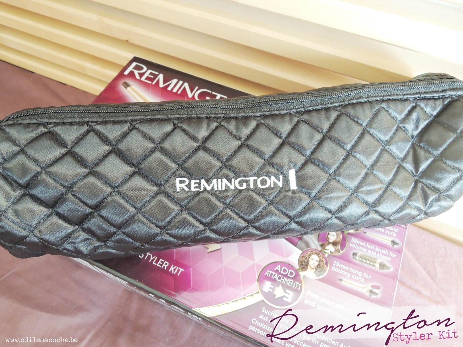 trousse remington kit styler