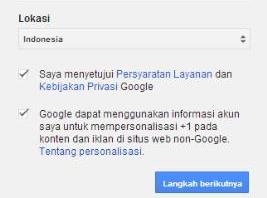 membuat+gmail1 Cara Membuat Email Baru Gmail Daftar Di Google