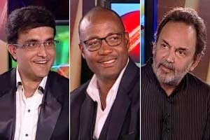 An Interview with Sourav Ganguly & Brian Lara on Captaincy, Commentary, Sachin & Much More