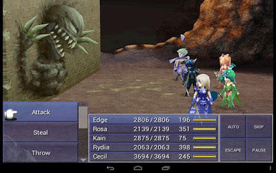 Final Fantasy 4 V.1.5.0 Full APK-1