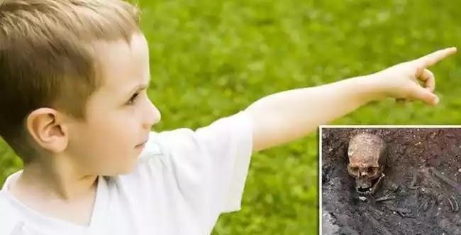 Τι διδάσκει η περίπτωση  του τρίχρονου αγοριού που θυμάται προηγούμενη ζωή, ξεθάβει τη σορό του και υποδεικνύει τον δολοφόνο????