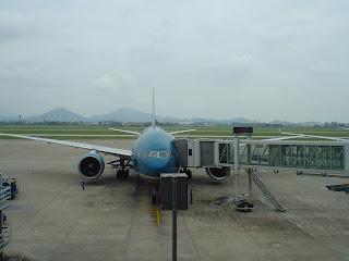 Transporte en Avion por Vietnam - Vietnam Airlines