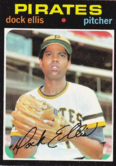 Dock Ellis: The Pre-Curler Years