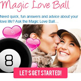 if you can't play with the magic 8 ball in my pocket, then we just can't be friends.....