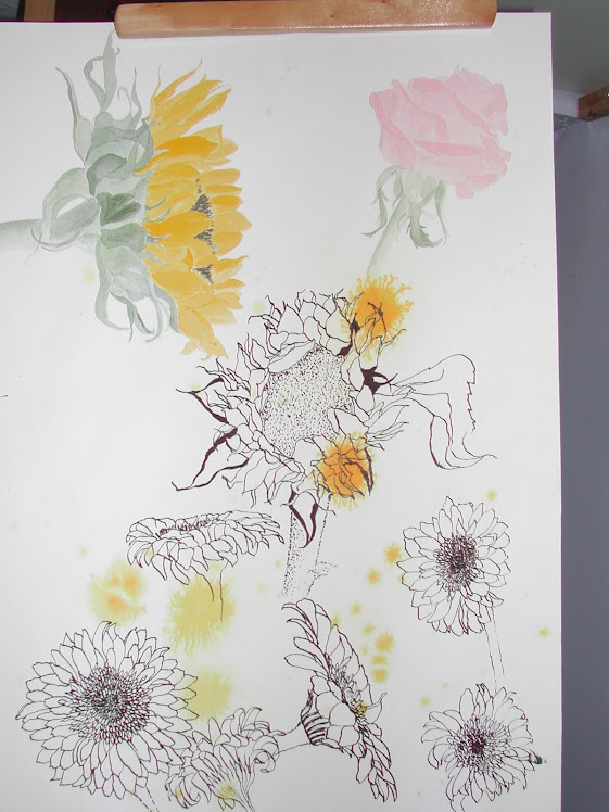 Dont you just love sunflowers