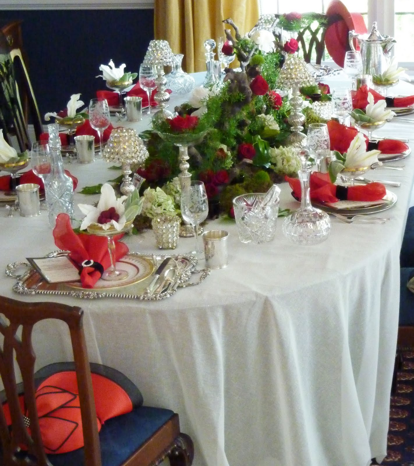 Kentucky Derby Party Decorations Punchbowl