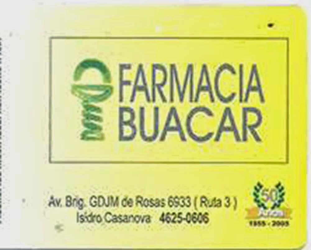 FARMACIA BUACAR