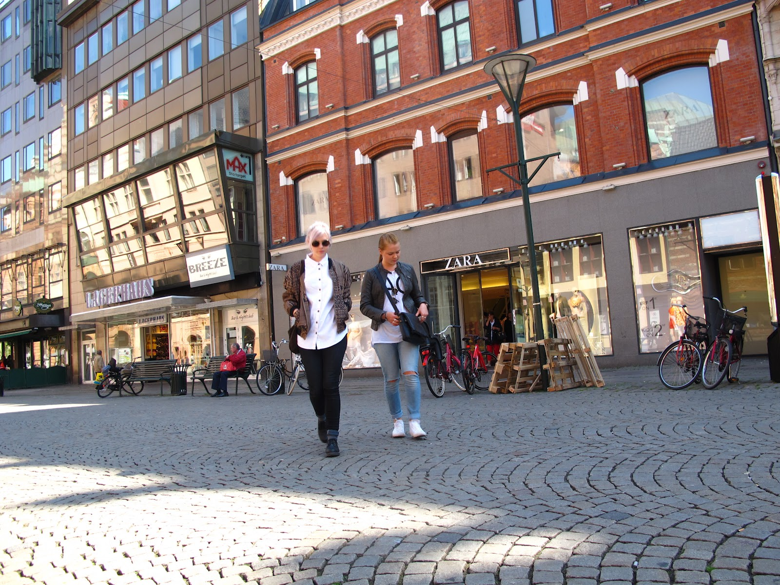 Looovgren Malmö med bästa tjejerna