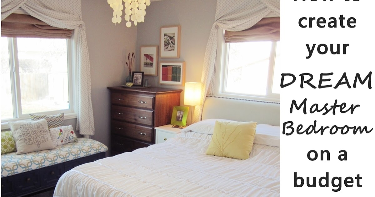 Master Bedroom Makeover smartgirlstyle: master bedroom makeover: putting it all together