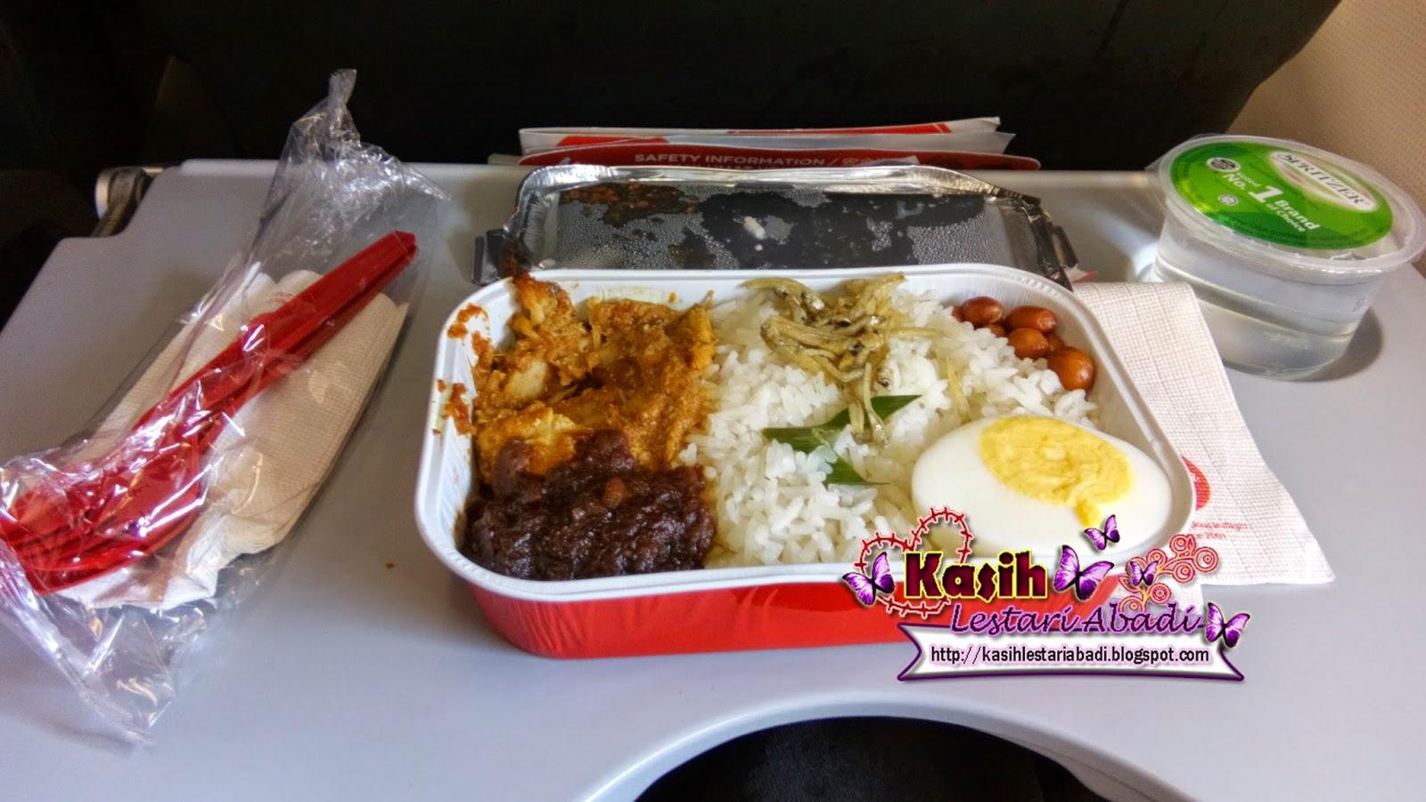 Ho Chi Minh,Airasia,Nasi Lemak