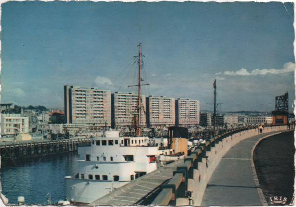 port of Boulogne