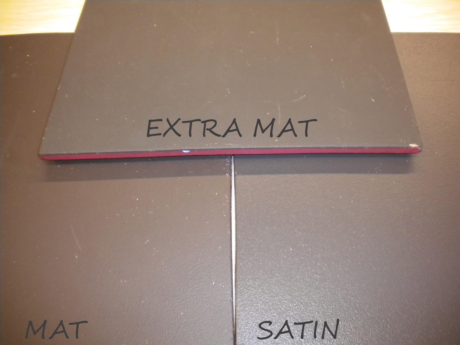 infos sur : difference peinture mate satine et brillant - arts et ... - Difference Entre Peinture Mat Satine Et Brillant
