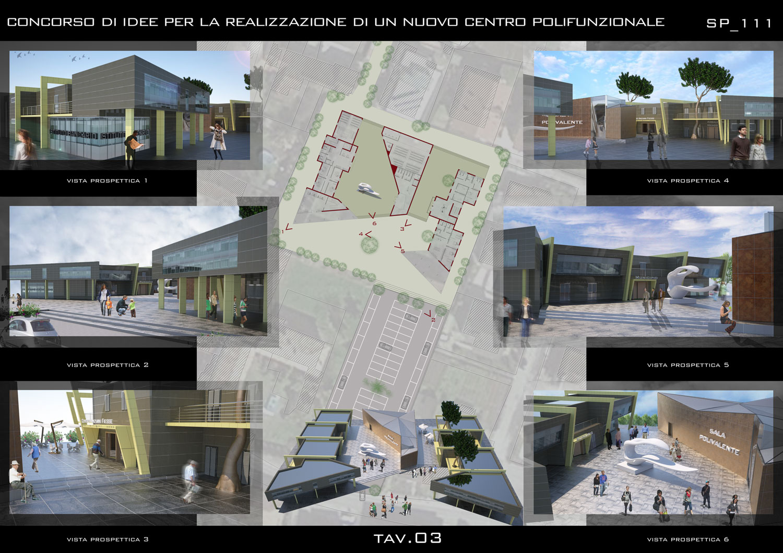 Architecture work in progress tavole per un concorso di - Tavole di concorso architettura ...
