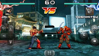 game tekken s60v5
