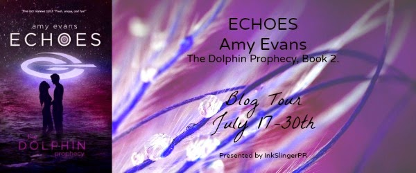 Echoes (The Dolphin Prophecy Book 2) by Amy Evans