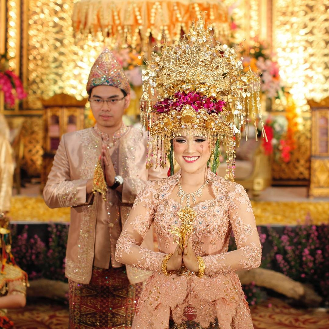 11 Make Up Pengantin Adat Palembang  Gaestutorial