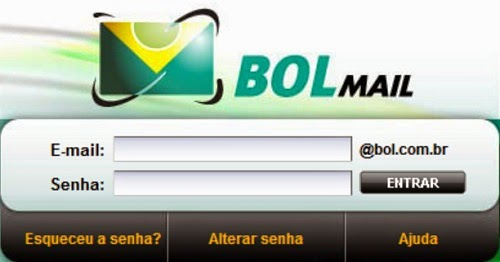 www.bol.com.br Login - Entrar no Email Bol - Criar Conta Bol