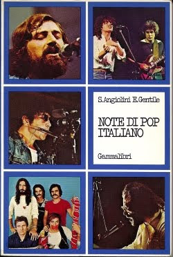 note di pop italiano gammalibri 1977