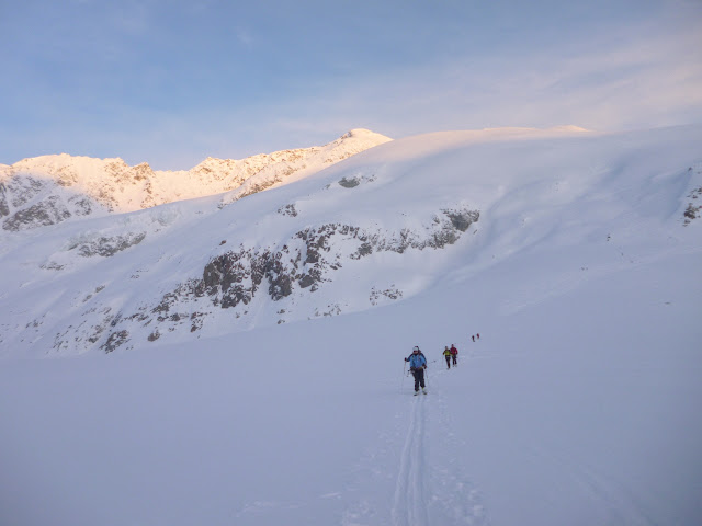 Travesia Chamonix-Zermatt:Cabane des Vignettes-Zermatt