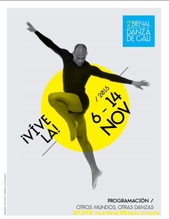 Programación oficial Bienal de Danza 2015