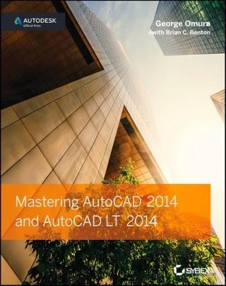 Ebook Mastering AutoCAD 2014