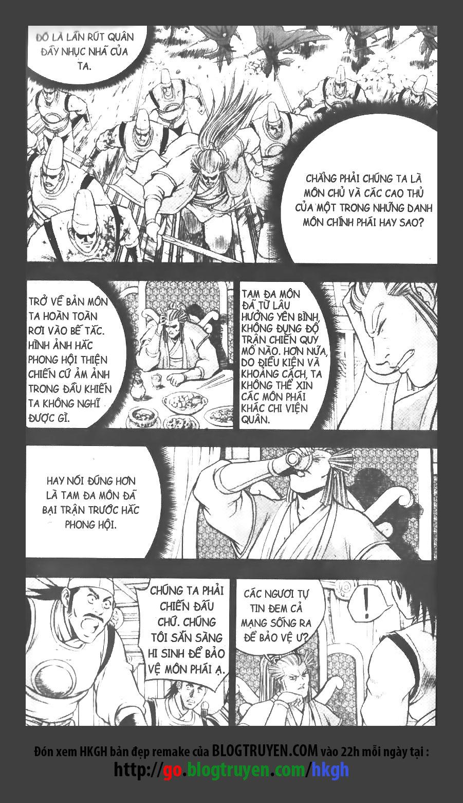 Hiệp Khách Giang Hồ chap 307 Trang 17 - Mangak.info