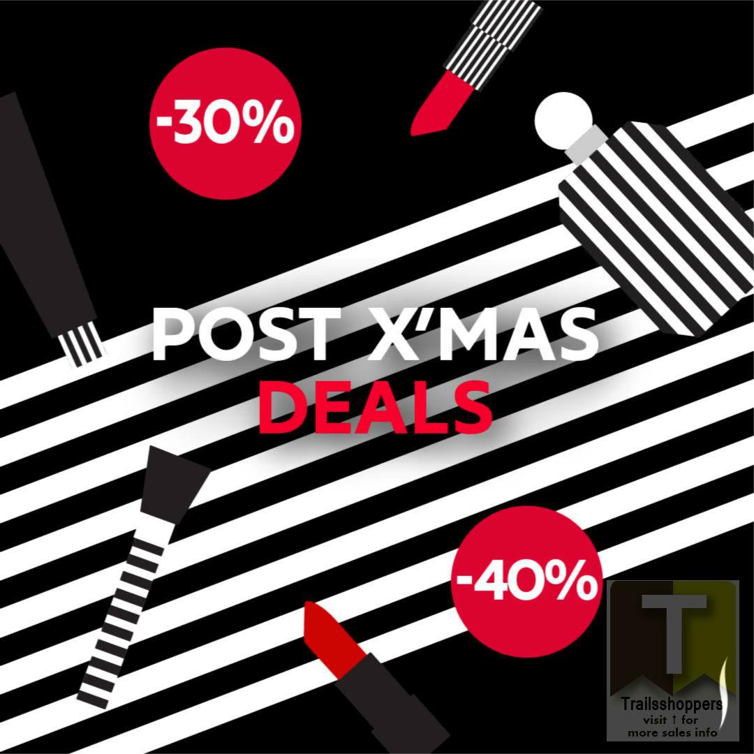 Sephora Post X'Mas Deals