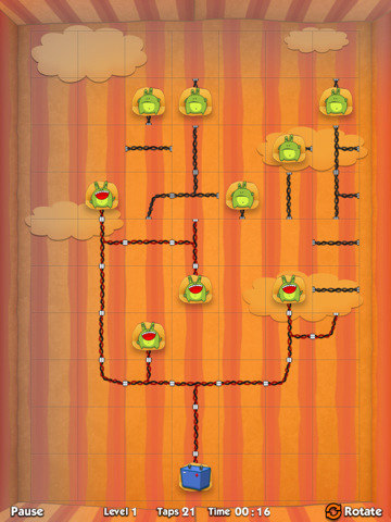 Plug the Wire HD Game for iPad