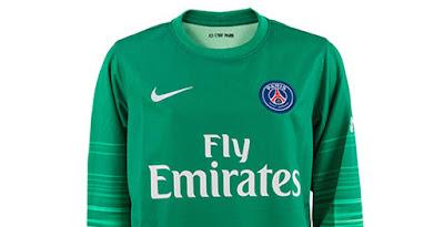 0a8d6329f Paris Saint-Germain 15-16 Goalkeeper Kit Released