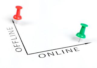 Promoting Your Blog Offline