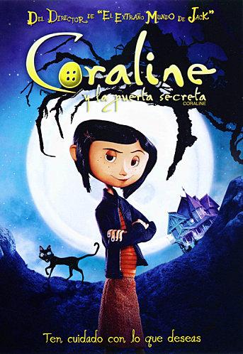 Coraline Y La Puerta Secretalatino