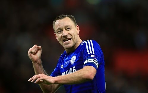 John Terry seals new Chelsea deal