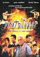 The Legend of Thai Fighter (2012)
