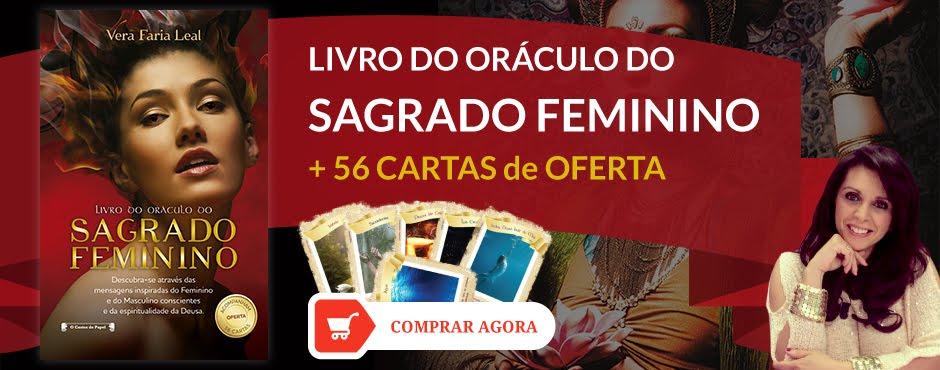 O Livro do Oráculo do Sagrado Feminino.