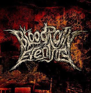 Bloodrain Evening Band Slamming Brutal Death Metal Denpasar Bali