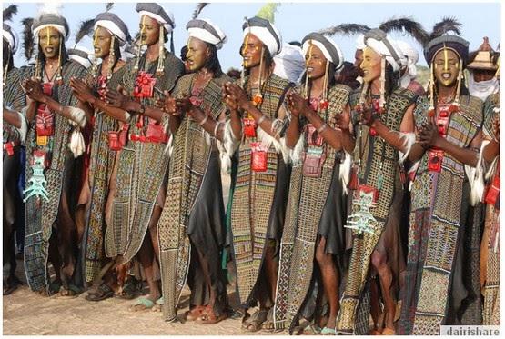 Jom Lihat Pertandingan Memilih Pasangan Orang Asli Di Nigeria