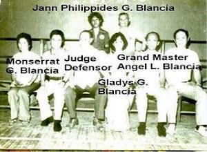 Master Gladys Blancia