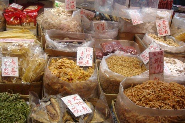 Mercado Hong Kong